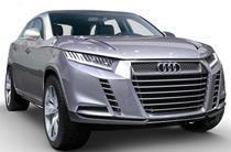 Первые сведения об Audi Q8