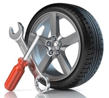 Ремонт прокола шины