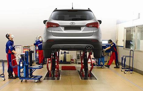 Ремонт Hyundai